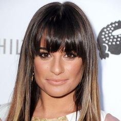 Lea Michele's Changing Looks - 2013 from #InStyle