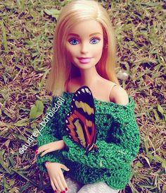 Saudades desse dia 😍 Aos poucos vou repostando minhas fotos antigas #barbie #barbiestyle #barbiefashion #dollsgram #instadoll #instapic #insta #dollgram #dollphotography #doll #dollsofinstagram #life #barbielife #love #follow #photo #pic #inlove #riodejaneiro #pink #flawless #girl #happy #style #diva #butterfly #vacation #happyday