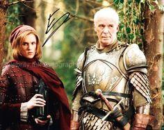 EUGENE SIMON as Lancel Lannister - Game Of Thrones Genuine Autograph