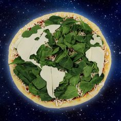 What's your ode-to-Earth-Day pizza? Check out ours.