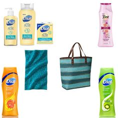 Win a gift bag full of products from Dial & Tone today worth over $75!