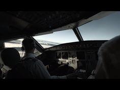 Kosmosgr: Έτσι φαίνεται ο κόσμος από το κόκπιτ ενός Airbus A...
