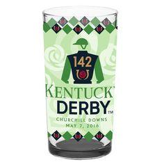 Kentucky Derby 12oz. 2016 Official Mint Julep Glass