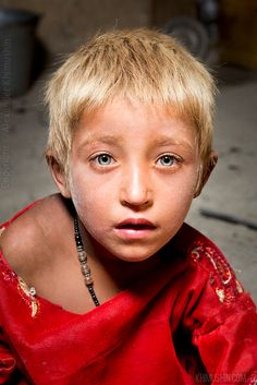 This photo of an Afghan girl I took in Wakhan Valley, Afghanistan. The World in Faces project. Portraits of ordinary yet extraordinary people around the world.