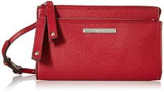 Nine West Zip N Go Cross Body Bag Cassis One Size * Details can be found by clicking on the image.
