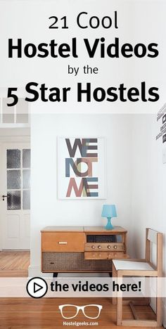Cool Hostel Videos of the 5 Star Hostels Hostel, Travel Inspiration, Entertaining, Star, Budget Travel, Budget Hotels, Travel Tips, Cool Stuff, Videos