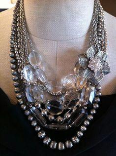 Wow! Kind of loving this....Mainstream, Swanky & Zinnia pin  ~ #PremierDesigns jewelry #weheartpremier