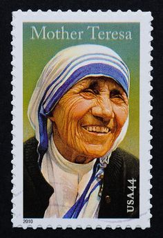 Mother Teresa& Charity Ends Adoptions in India So Kids Won& Have Divorced or Gay Parents Old Stamps, Vintage Stamps, Rare Stamps, Postage Stamp Design, Postage Stamp Collection, Commemorative Stamps, Mother Teresa, Stamp Collecting, Decoupage