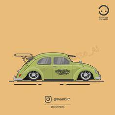 KombiT1: VW Beetle Sourkrauts