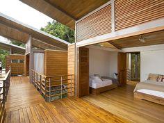 Casa Flotanta   Benjamin Garcia Saxe Architecture #bedroom