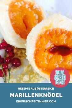 Diese Süßspeise aus Österreich ist ein Klassiker der Familienküche und Schmeckt Kindern wie Eltern. Das einfache Rezept ist schnell gemacht und gehört zu den liebsten Mehlspeisen meiner Kinder. Die Fruchtknödel kannst du ganz einfach mit Topfenteig / Quarkteig machen und mit der Frucht deiner Wahl füllen.   #einerschreitimmer #rezepte #Österreich #familienküche #kochemitKindern #marillenknödel #aprikosenknödel  #Mehlspeisen #süßspeisen #aprikosenknödel Marzipan, Grapefruit, Food, Playing Games, Parents, Food Food, Kochen, Hoods, Meals