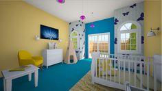 Nursery Design - eDesign Service by BarefeetDesigns on Etsy