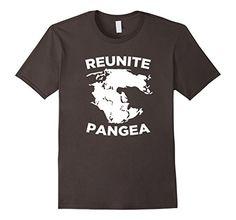 Reunite Pangea! Geology T Shirt
