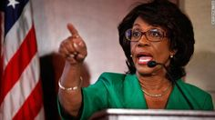 """Monday at Capitol Hill at a House Democrats news conference, when asked about her comments last week that her """"greatest desire,"""" would be to impeach President Donald Trump, Rep. Maxine Waters (D-CA…"""