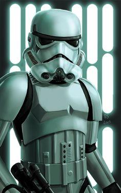Stormtrooper by Robert-Shane on DeviantArt