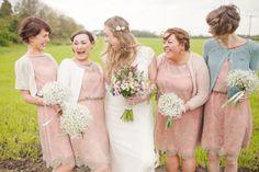Claire Pettibone Queen Anne Lace wedding dress, Photographs by Emma Case, Alternative Wedding Photographer, Love My Dress Wedding Blog