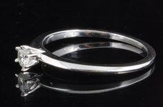 Diamond Engagement Ring of Nisgav Diamonds