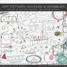 Not Pictured: Doodles & Scribblies