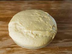 Házi kürtőskalács grillsütőn recept lépés 3 foto Hungarian Recipes, Hungarian Food, Camembert Cheese, Muffin, Food And Drink, Butter, Bread, Cookies, Grill Party