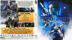 Rogue One A Star Wars Story Blu-ray Custom Cover