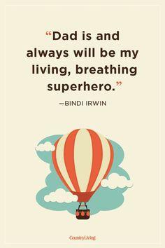 Bindi Irwin Father Daughter Quote