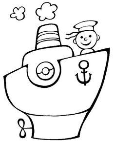 Resultado de imagen de dibujo ancla marinero