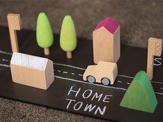 【楽天市場】kiko+ machi(知育玩具、木のおもちゃ、つみき)【RCP】自分だけの街が作れるデザインおもちゃ 【kiko】【gg】:FAVOR(インテリア雑貨&ギフト)