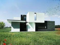 Znalezione obrazy dla zapytania nowoczesna architektura domy