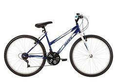 Huffy Granite 26 in. Womens Mountain Bike - Serious cyclists need a machine as hard as they are, and the Huffy Granite 26 in. Womens Mountain Bike meets those expectations to match your intensity. Mountain Biking Women, Best Mountain Bikes, Mountain Bike Accessories, Cool Bike Accessories, Motorcycle Tips, Bike Equipment, Cool Bikes