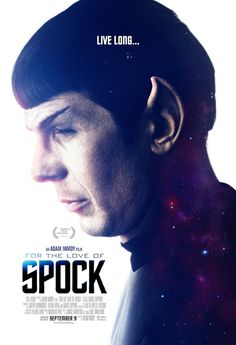 For the Love of Spock. 2016.