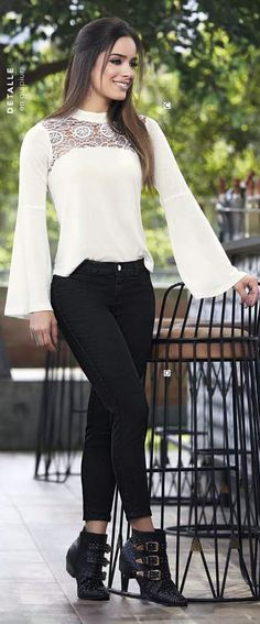 Blusas y jeans 100% hecho colombia #moda #blusas #fashion #style #ropa #ventas
