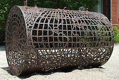 Cal Lane Metal Artist – Steel Sculpture