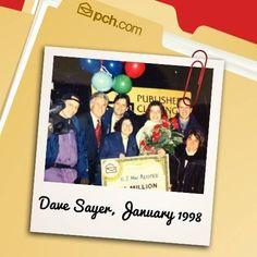 #PCH moment (Smiles.......)A little #TBT for you all. Lookin' good, Mr. Sayer! #PCH