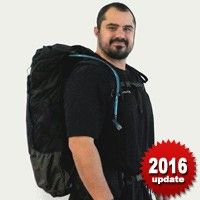 Erik the Black's Backpacking Gear List (2016 Update)