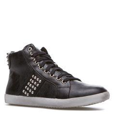 Silver Studded Kicks