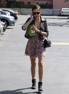 Fall Style Profile: Jessica Alba