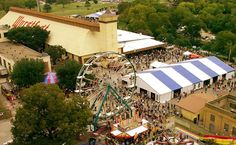 The Top 10 Oktoberfest Celebrations in the U.S. in 2013. Congrats to the Wurstfest!