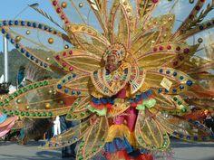 Carnival in Trinidad. Magnificent.