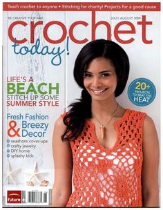 CROCHET TODAY Nº6 - Daniela Muchut - Álbumes web de Picasa