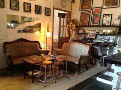 Revolver Seminyak Bali: the coolest coffee cafe!   http://www.yourlittleblackbook.me/revolver-seminyak-bali/