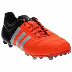 quality design 5f5b1 73302 Adidas Ace 15.1 FGAG Leather Soccer Shoes Review Football Boots, Soccer  Shoes,