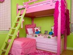 HGTV kids bedroom