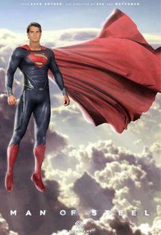 Superman, Man of Steel (Henry Cavill)