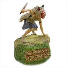 Princess Mononoke Music Box (San) Mononoke Hime Studio Ghibli