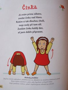 činka Yoga For Kids, School Humor, Infant Activities, Healthy Kids, Funny Kids, Kids And Parenting, Winnie The Pooh, Kindergarten, Preschool