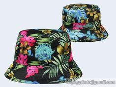 061f6745442 NBA Toronto  Raptors  Bucket  Hats Flora Colorful 509