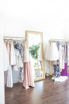 Touring The Luxurious Lavender Office And Showroom Of Kim Le Pham | Glitter Guide