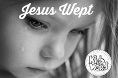 talking with kids about current events, how might Jesus react