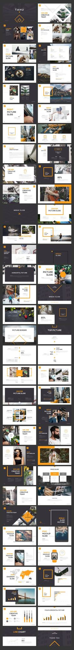 TAHU Keynote Template by Angkalimabelas on @creativemarket: