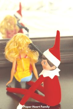 Funny Elf On The Shelf Ideas That Will Have The Whole Family Laughing Family Christmas